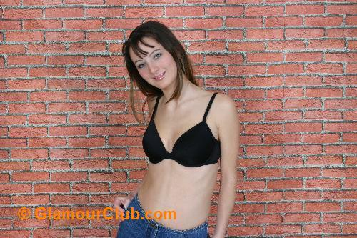 Honey B black bra
