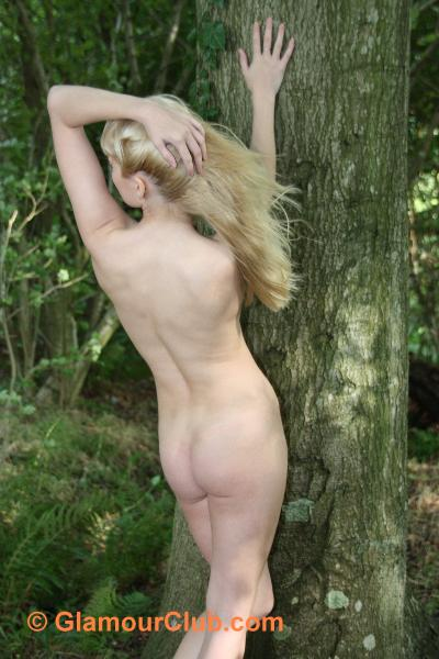 Rachelle Summers naked in public