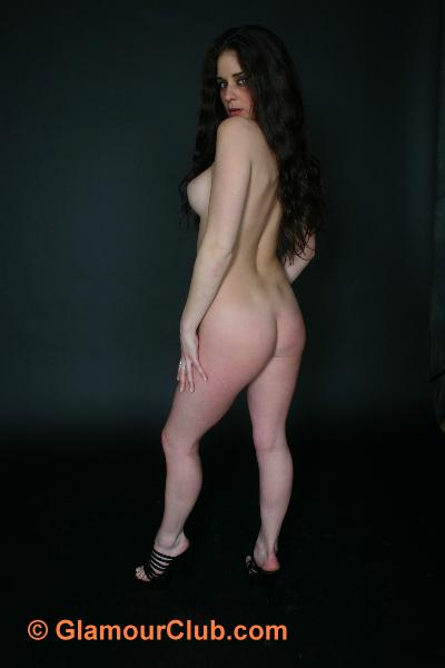 Rebecca Bailey naked bum shot